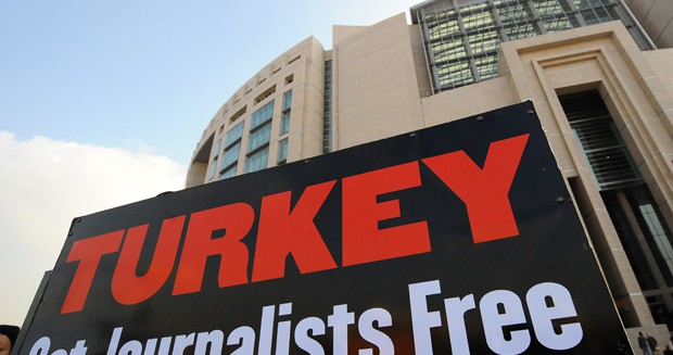Set Journalists Free Campaign