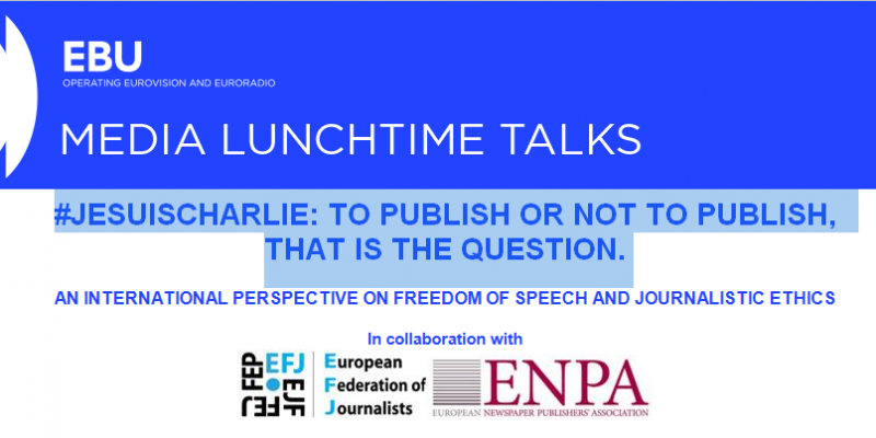 media lunchtime talks