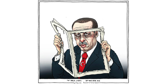Who is Divided — Turkey or the Media?