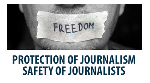Platform for protection of journalism