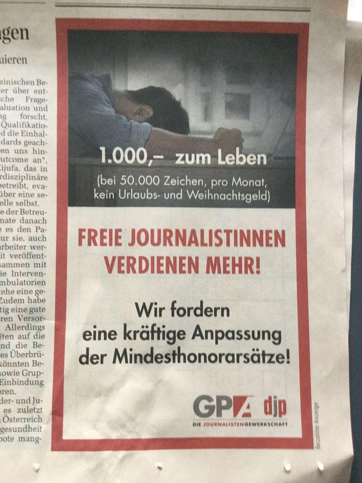 was verdienen journalisten