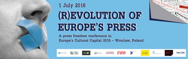 Press+freedom+under+threat%3A+International+conference+in+Wroclaw%2C+Poland