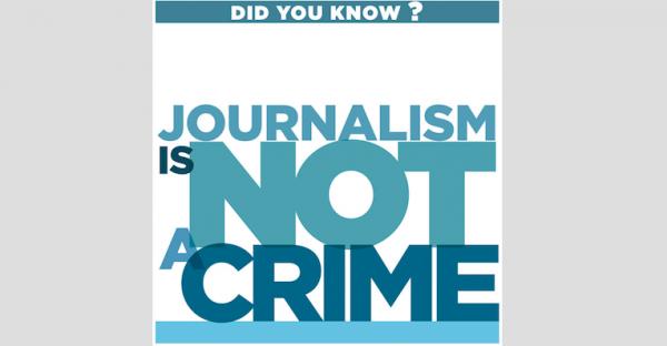 I+am+a+journalist+campaign+running+in+Turkey