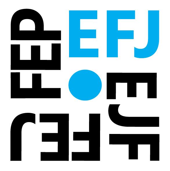 EFJ Simple Logo