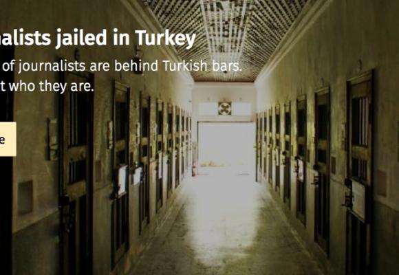 Journalists Jailed in Turkey