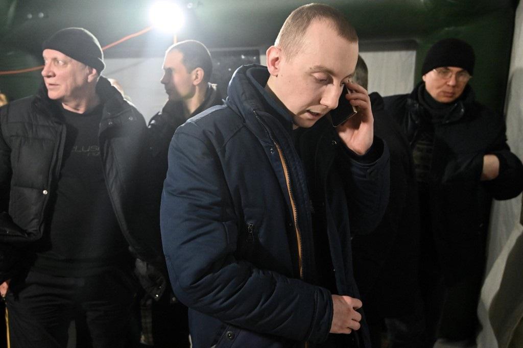 Picture credit: Genya Savilov / AFP.